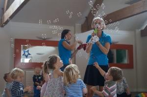 mmmBOPP bubbles