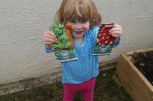 seeds gardening