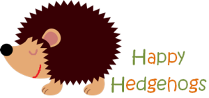 Happy Hedgehogs