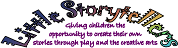 Little Storytellers logo