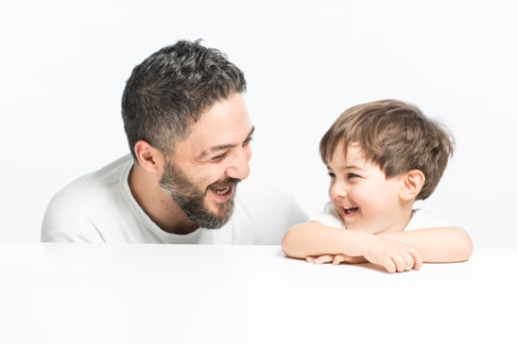 Father and son bbevren Shutterstock
