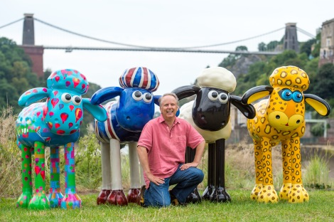 SITC Bristol - with Nick Park