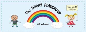 The Friday Playgroup