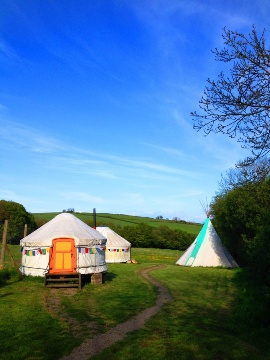 camping field 270