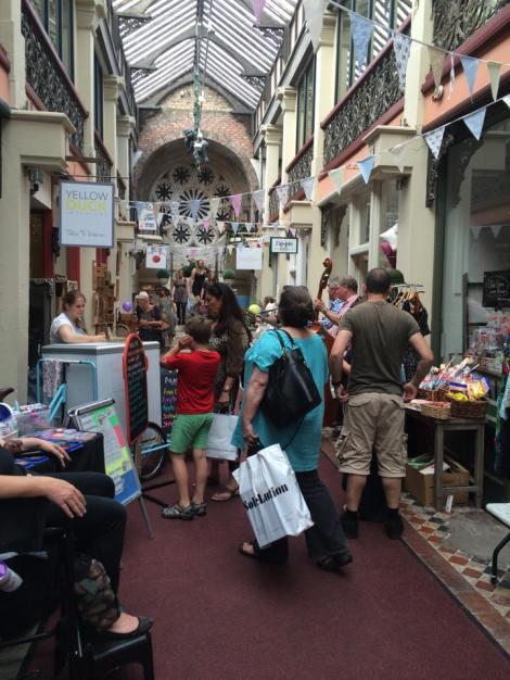 Clifton Arcade 2