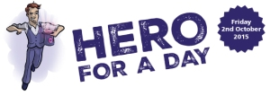 Hero For A Day Banner Mailchimp