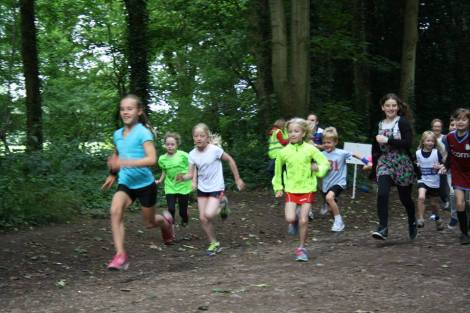 Kings Weston Junior Parkrun