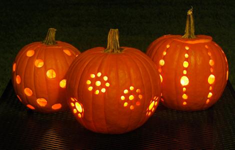 Stonebury_Forest_School_Half_Term_Pumpkins