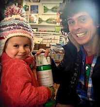 Andy Day supports Baby Bank Network