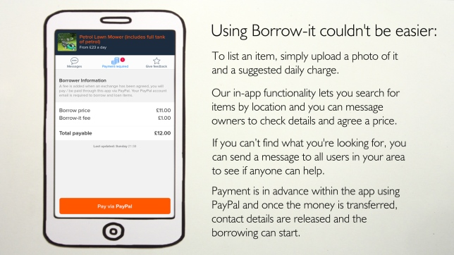 Borrow-it App Soon To Launch In Bristol: Local Parents