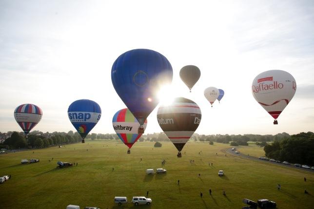 Bristol Balloon Fiesta Launch August 2016 (26 of 38)