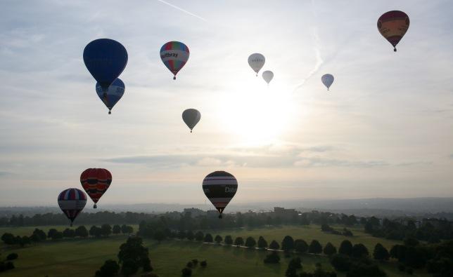 Bristol Balloon Fiesta Launch August 2016 (32 of 38)