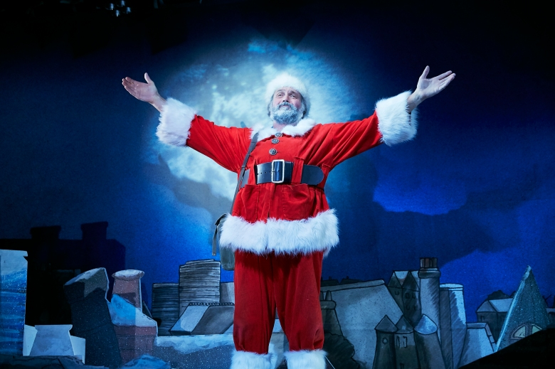 Tobacco Factory Theatres brings Raymond Briggs' Father Christmas to your home | Bristol Mum